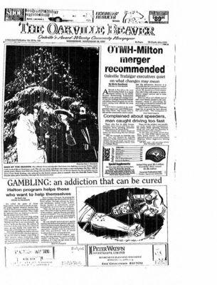 Oakville Beaver, 19 Nov 1997