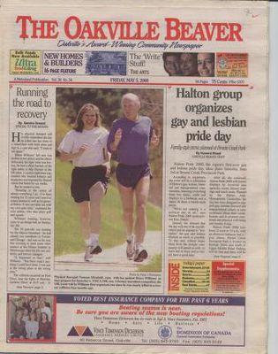 Oakville Beaver, 5 May 2000
