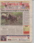Oakville Beaver4 Aug 2000