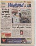Oakville Beaver26 Nov 2000
