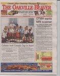 Oakville Beaver13 Jul 2001
