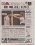 Oakville Beaver29 Mar 2002