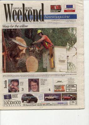 Oakville Beaver, 23 Jul 2005