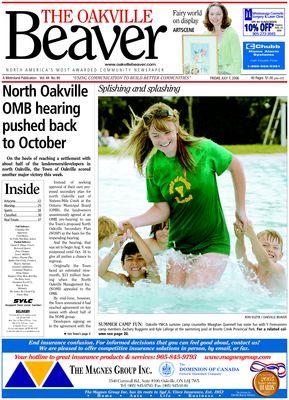 Oakville Beaver, 7 Jul 2006