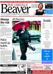 Oakville Beaver13 Aug 2008