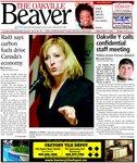 Oakville Beaver21 Aug 2009