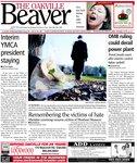 Oakville Beaver9 Dec 2009