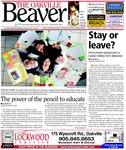 Oakville Beaver14 Jan 2010