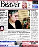 Oakville Beaver20 Jan 2010