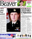 Oakville Beaver19 May 2010