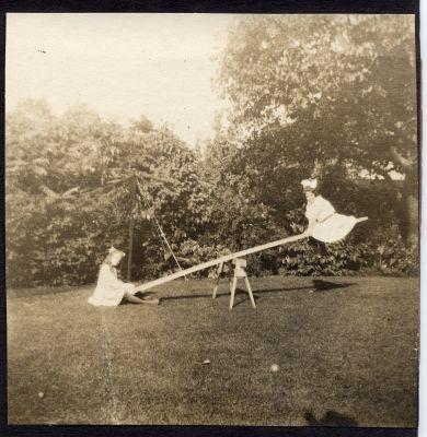 Juliet Chisholm and Betty Marlatt