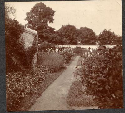 Mount Vernon's gardens
