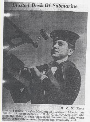 """Blasted Deck of Submarine"""