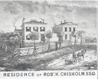 The Erchless Estate, residence of Rob. K. Chisholm ESQ.