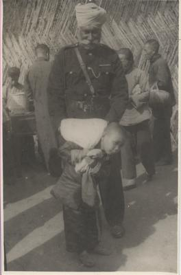 Sikh officer