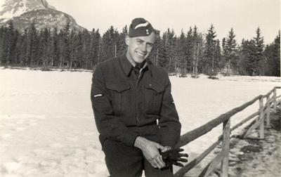 "Sergeant Maurice E. ""Moss"" Webb"