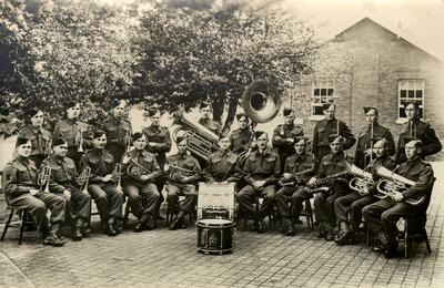 The Queen's Own Battalion Band