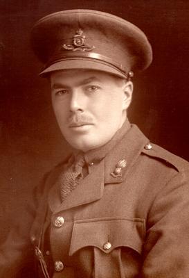 Captain William Sinclair Tuck