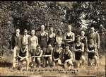 Burnett Visitors Swim  August 3, 1931 From Lehman's Point to Park