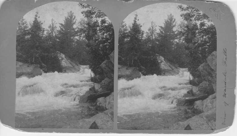 Wasdell+falls