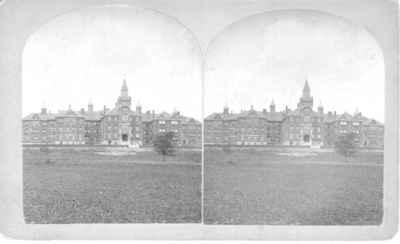 Ontario Hospital or the Orillia Asylum for Idiots