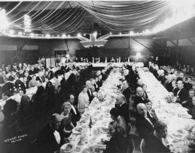 Banquet - 300th anniversary of death of Samuel de Champlain