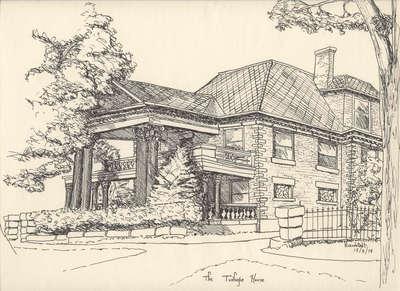 The Tudhope House