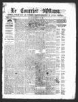 Le Courrier d'Ottawa, 12 Aug 1863
