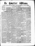 Le Courrier d'Ottawa, 2 Sep 1863