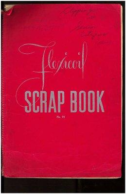 Scrapbook - Newspaper Clippings 1974