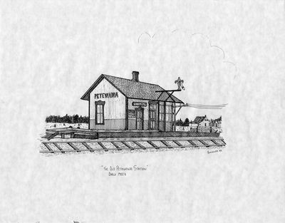 The Old Petawawa Station