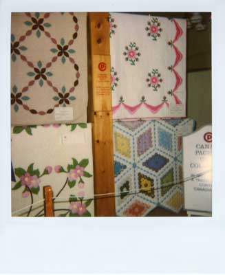 Canada Packers Quilt Collection 1