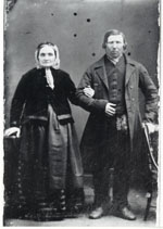 Portrait of Albertina and Johann Gutzmann