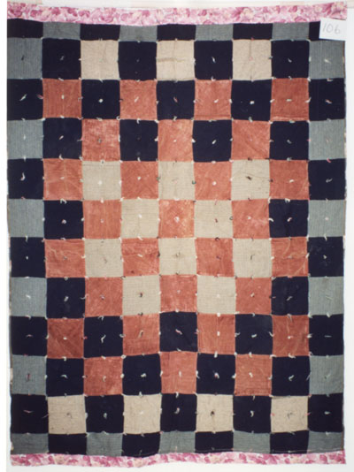 Wool Quilt Unknown Date