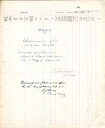 1916 Assessment Roll for the Township of Petawawa