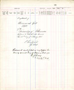 1915 Assessment Roll for the Township of Petawawa