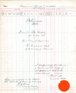 1913 Assessment Roll for the Township of Petawawa