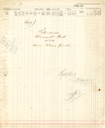 1889 Assessment Roll for the Township of Petawawa