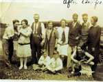 Thomas and Josephine Clouthier and Family