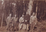 No. 1 Canadian Forestry Corps - WWII
