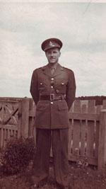 Lieutenant Oliver Clouthier