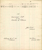 1927 Assessment Roll for the Township of Petawawa