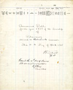 1918 Assessment Roll for the Township of Petawawa