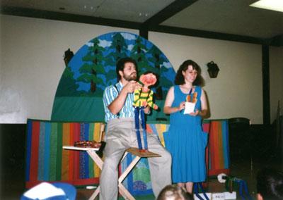 Fumblekin  August 1989 Civic Centre