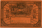 Orange Good Will Gift Token for WardellCompany