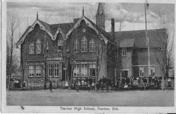 Trenton High School, Trenton, Ont.