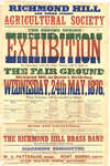 Exhibition of Agricultural Society