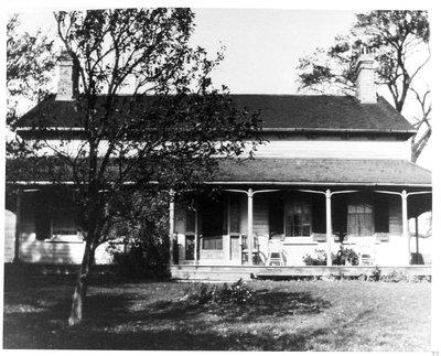 Edmund Seager home