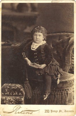 Photograph of a child