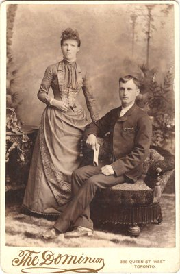 Photograph of a couple